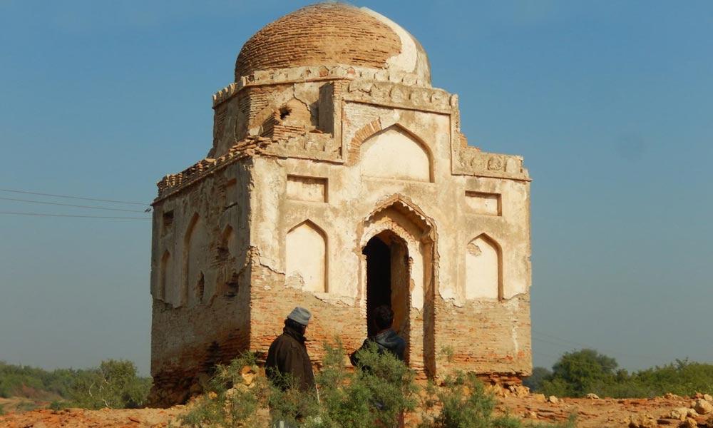 سندھ کےصوفی بزرگ  ''حاجی ابو تراب''