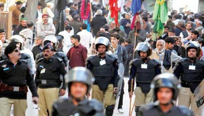 محرم الحرام کیلئے سندھ پولیس کا سیکورٹی پلان تیار