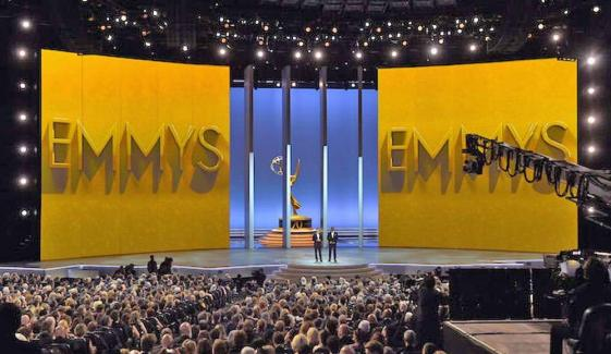 سترویں ایمی ایوارڈ کی شاندار تقریب کا انعقاد