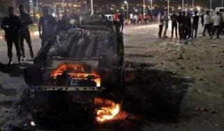 ایران: مسافر بس اور فیول ٹینکر کے درمیان تصادم، 19 افراد ہلاک