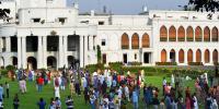 گورنر ہاؤس پنجاب کی خوبصورت تصویری جھلکیاں