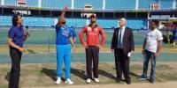 ایشیا کپ : بھارت کی بیٹنگ جاری، 2 وکٹ پر 163رنز