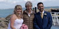برطانوی وزیراعظم ٹریسامے بنی بن بلائی مہمان