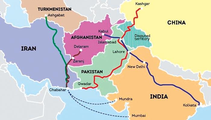 افغان، بھارت تجارت بہ ذریعہ پاکستان