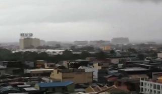 فلپائن میں طوفانی بگولے کی تباہ کاریاں