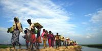 روہنگیا مسلمانوں کے مصائب پر تشویش ہے، سعودی عرب
