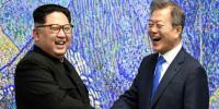 جنوبی کوریا کے صدر کی کم جونگ سے ملاقات
