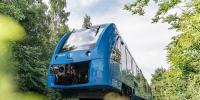 جرمنی میں ہائیڈروجن گیس سے چلنے والی دنیا کی پہلی ٹرین متعارف