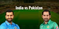 ایشیاکپ، پاکستان کی بھارت کیخلاف ٹاس جیت کربیٹنگ
