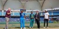 ایشیاکپ، پاکستان کی بھارت کیخلاف ٹاس جیت کر بیٹنگ