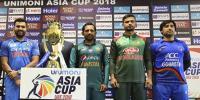ایشیا کپ سپر فور کا شیڈول جاری،پاک بھارت ٹاکرا اتوار کو