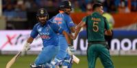 ایشیا کپ میں بھارت کی جارحانہ بیٹنگ، 66 رنز بغیر کسی نقصان کے