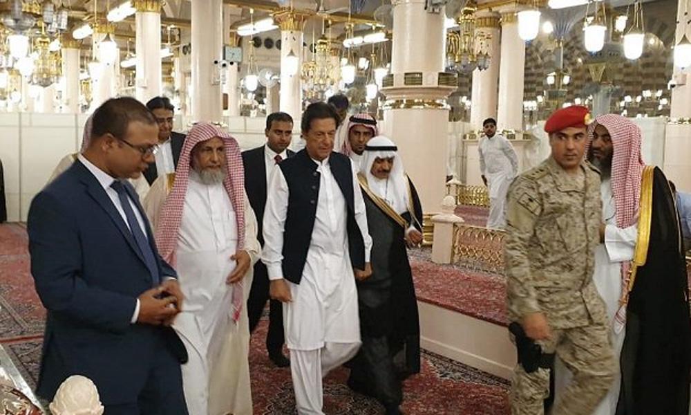 وزیر اعظم عمران خان وطن واپس پہنچ گئے