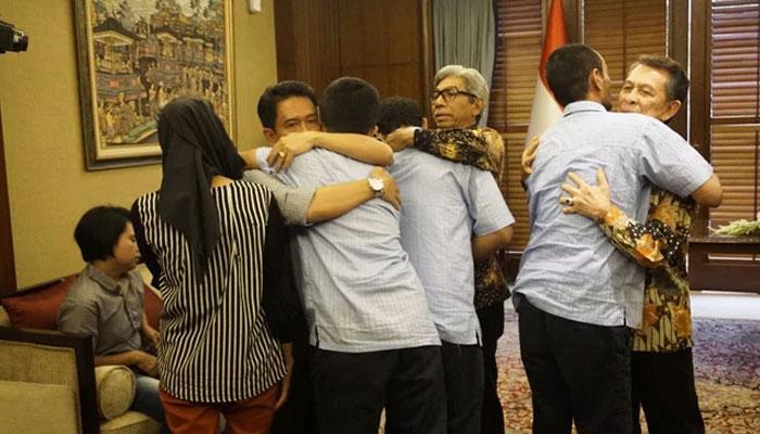 فلپائنی عسکریت پسندوں کی قیدسے 3انڈونیشی ماہی گیر رہا