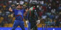 ایشیا کپ:افغانستان نے بنگلہ دیش کو 136 رنز سے ہرا دیا
