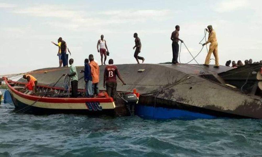تنزانیہ میں کشتی ڈوبنے سے 44 ہلاک