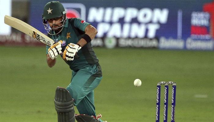 پاکستان نے 10 اوورز میں1وکٹ پر 36 رنز بنالئے