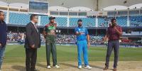 ایشیا کپ سپر فور :بھارت کا ٹاس جیت کر فیلڈنگ کا فیصلہ