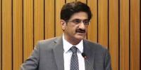 وزیراعلیٰ سندھ کا امن وامان کی صورتحال پر اظہار اطمینان