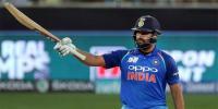 174رنز کا ہدف: بھارت کے 2 وکٹ پر 117 رنز