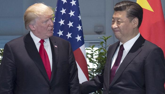 امریکا پابندیاں ختم کرے یا نتائج کیلئے تیار رہے،چین