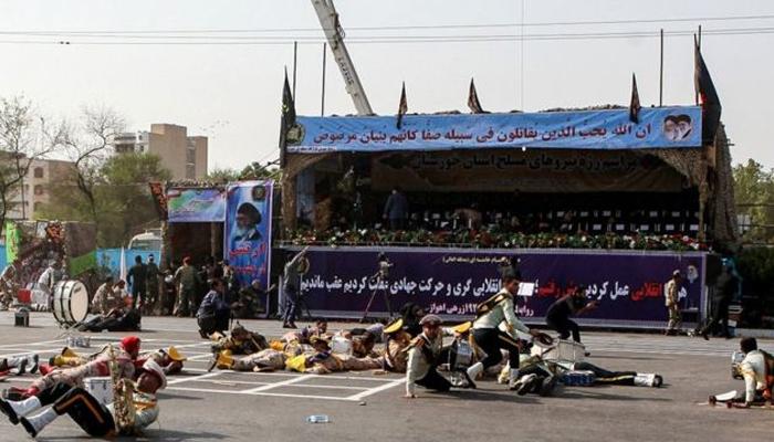 پاکستان کی ایران میں فوجی پریڈ پرحملے کی شدید مذمت