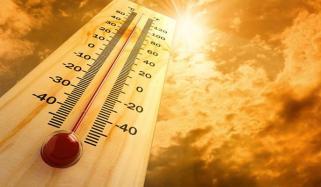 کراچی میں آج سے گرمی کی نئی لہر