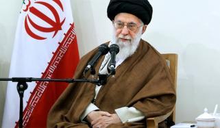ایرانی فوجی پریڈ پر حملہ امریکا کے ساتھیوں نے کرایا، خامنہ ای