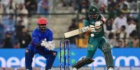 پاکستان نے6وکٹوں پر 220 رنز بنالئے