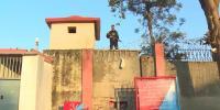 حنیف عباسی کی نواز، شہباز کیساتھ تصویر،اڈیالہ جیل میں سرچ آپریشن