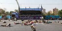 ایران : فوجی پریڈ کے دوران حملہ ، ہلاکتیں 24 ہوگئیں
