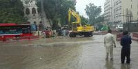 لاہور سمیت پنجاب کے مختلف شہروں میں ہلکی و تیز بارش