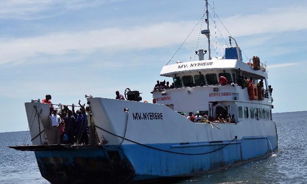 تنزانیہ میں کشتی ڈوبنے سے اموات کی تعداد 207ہوگئی