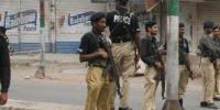 کراچی: مختلف علاقوں میں پولیس کاروائی،  3 ملزمان گرفتار