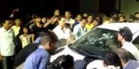 بھارتی صوبے بہار میں فائرنگ،سابق میئر ڈرائیور سمیت ہلاک