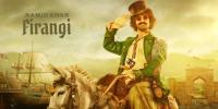 بالی ووڈ کی نئی فلم'ٹھگز آف ہندوستان' کا نیاموشن پوسٹر جاری