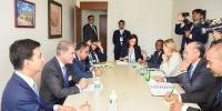 نیویارک ، شاہ محمود قریشی کی عالمی بینک کے صدرسے ملاقات