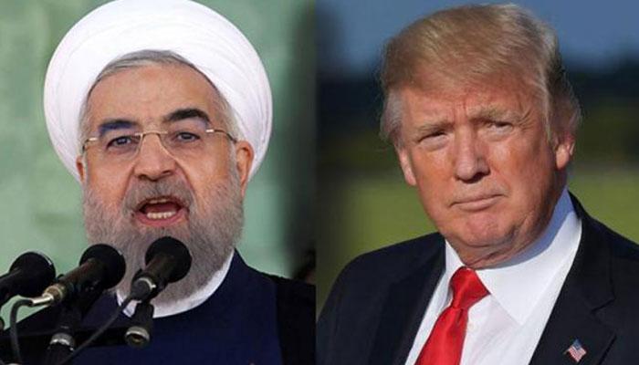 ٹرمپ ایرانی صدر حسن روحانی سے ملاقات کریں گے؟