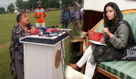 قومی اسمبلی: نفیسہ شاہ اور شیریں مزاری میں ٹاکرا ہوگیا