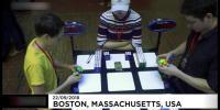 بوسٹن میں ریوبک کیوب یورپین چمپئن شپ کا انعقاد