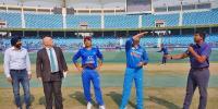 بھارت کیخلاف افغانستان کا ٹاس جیت کر بیٹنگ کا فیصلہ