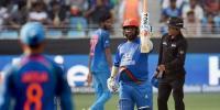 ایشیا کپ میں افغانستان کا بھارت کو جیت کیلئے 253رنز کا ہدف