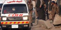 کراچی: میمن گوٹھ میں فیکٹری کی چھت گر گئی، 2افراد جاں بحق