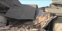 لاہور، مکان کی چھت گر گئی، 2افراد جاں بحق