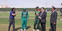بنگلا دیش کا پاکستان کیخلاف ٹاس جیت کر بیٹنگ کا فیصلہ