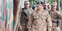 جنرل بلال اکبر کا ایل او سی کے مختلف سیکٹرز کا دورہ