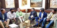اسپین ، پاکستانی وفدکی ڈپٹی گورنر کاتالونیا سے ملاقات