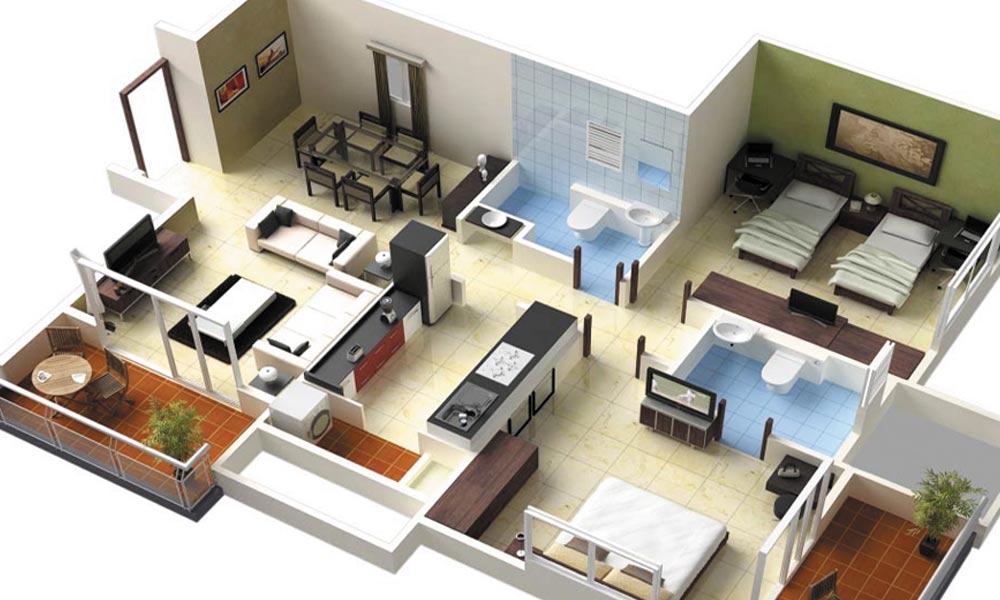 اپنا گھر خود ڈیزائن کریں