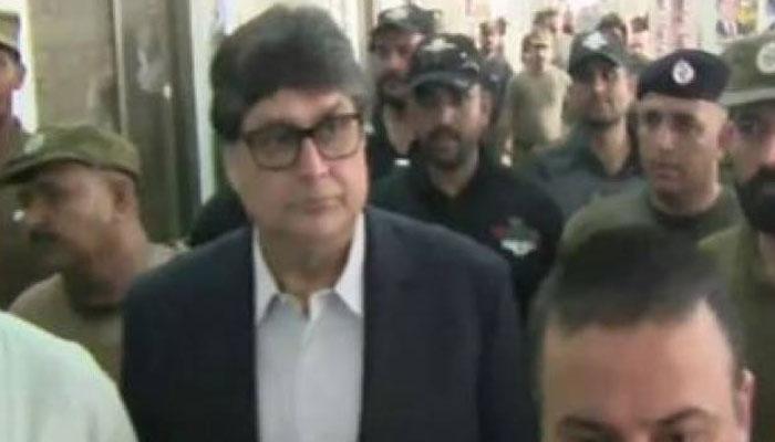 عدالت نے فواد حسن فواد کوجوڈیشل ریمانڈ پرجیل بھجوادیا