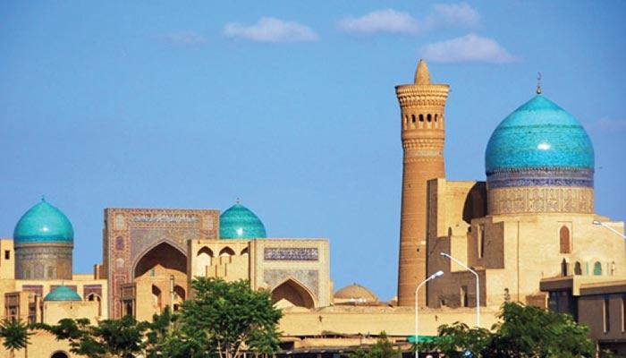ازبکستان کا آرکیٹیکچر